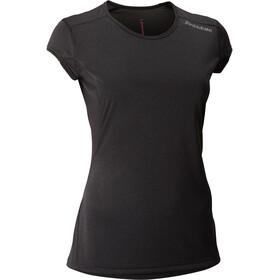 Houdini Swifty T-shirt Femme, rock black/rock black